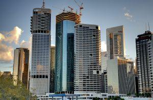Brisbane_Skyscrapers