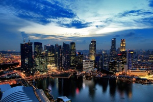 singapore_skyline____by_dogansoysal-d4b5owm